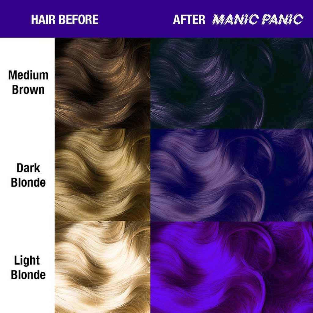 Classic Hair Color Ultra™ Violet - Classic High Voltage® - Tish & Snooky's Manic Panic