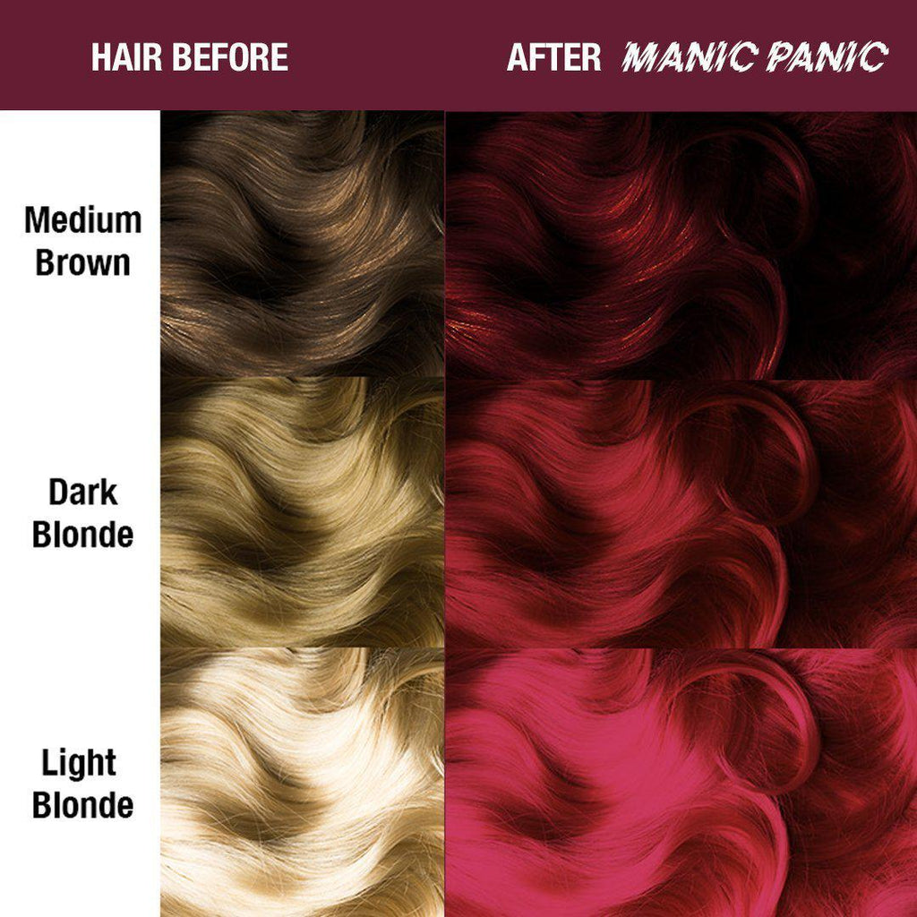 Classic Hair Color Vampire® Red - Classic High Voltage® - Tish & Snooky's Manic Panic