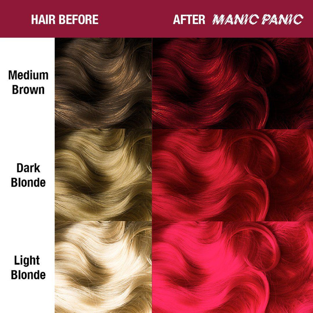 Classic Hair Color Vampire's Kiss™ - Classic High Voltage® - Tish & Snooky's Manic Panic