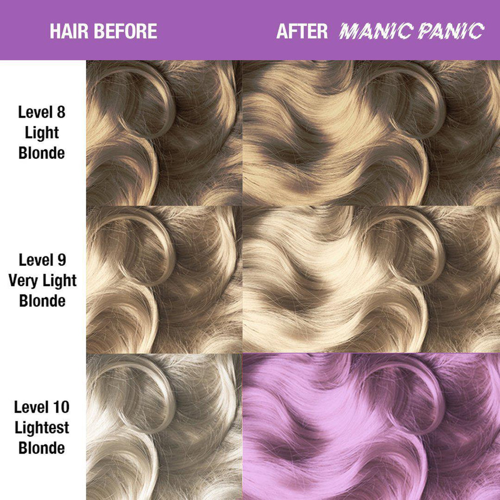 Classic Hair Color Velvet Violet™ Creamtone® Perfect Pastel - Tish & Snooky's Manic Panic
