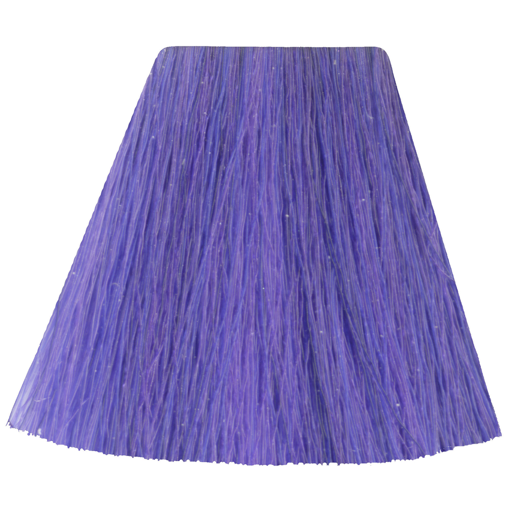 wig showing Ultra™ Violet - Amplified Color Spray™