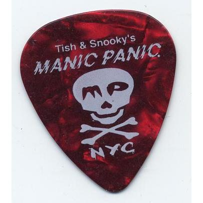 GIFTS GUITAR PICKS with Skull logo - Tish & Snooky's Manic Panic
