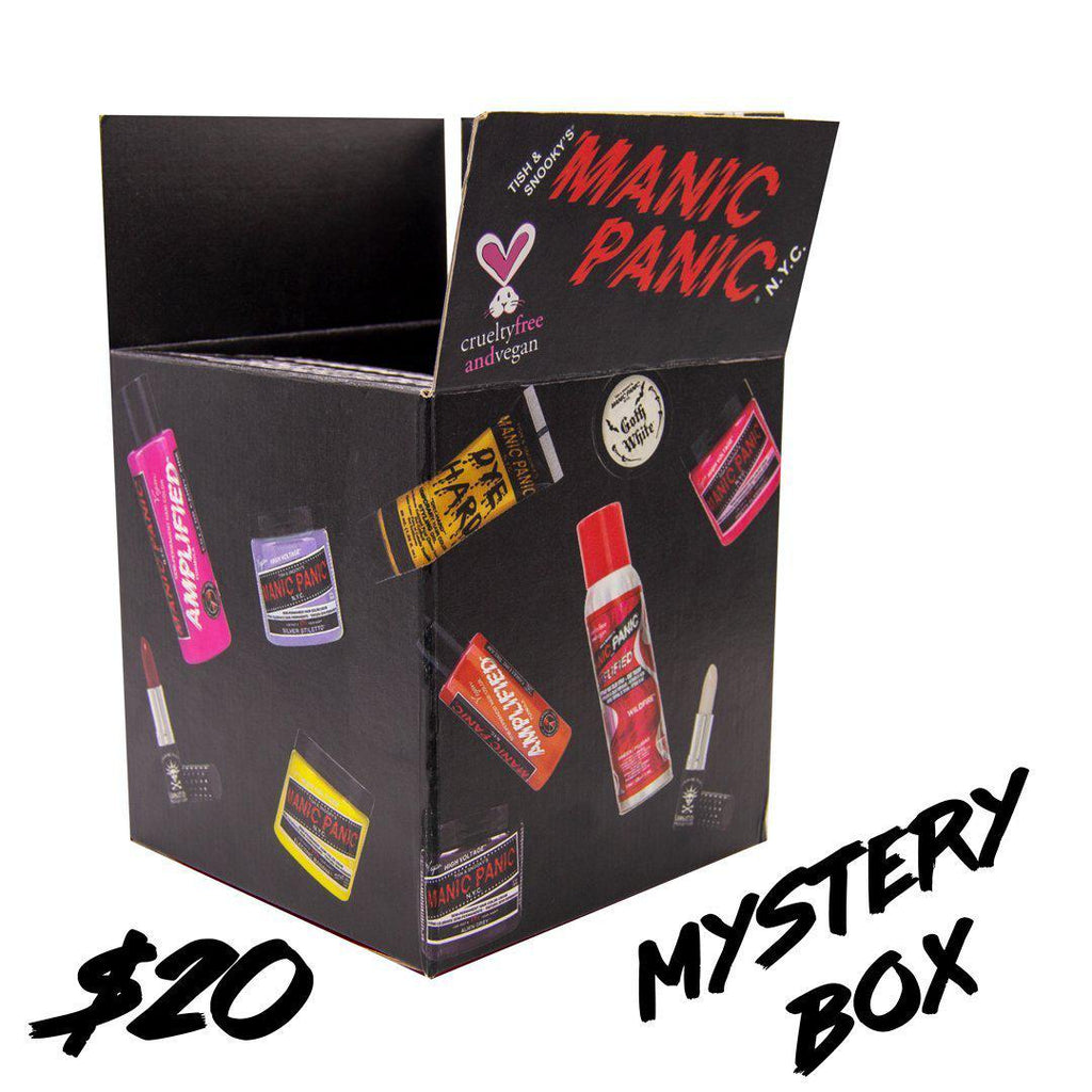 GIFTS HIGH VOLTAGE VALUE PACK - $20 MYSTERY BOX - Tish & Snooky's Manic Panic