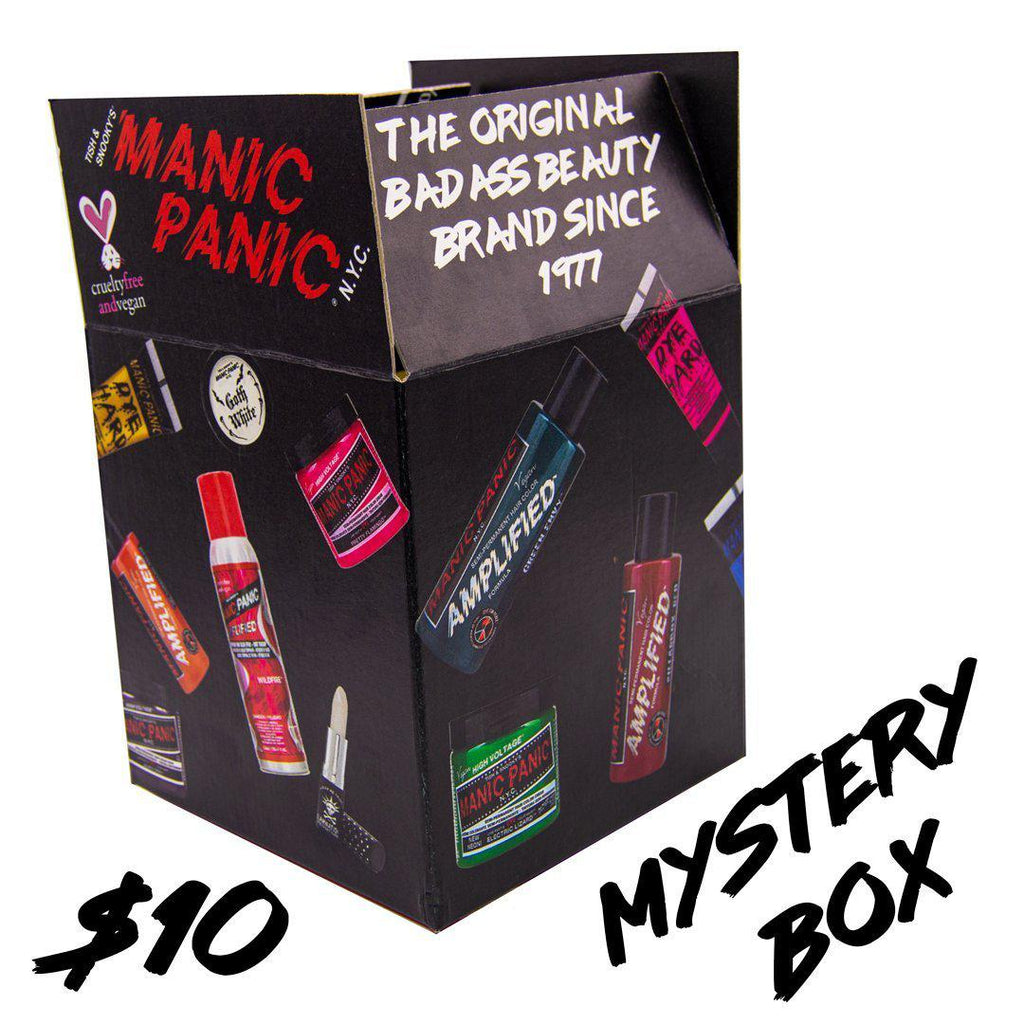 GIFTS IN GLAM WE TRUST - $10 MYSTERY BOX - Tish & Snooky's Manic Panic