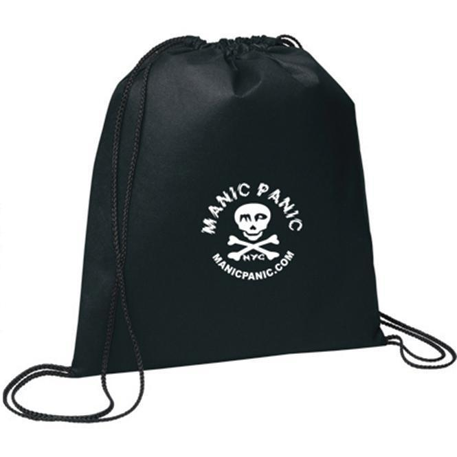 Tish & Snooky's Manic Panic GIFTS Skull Back Sack