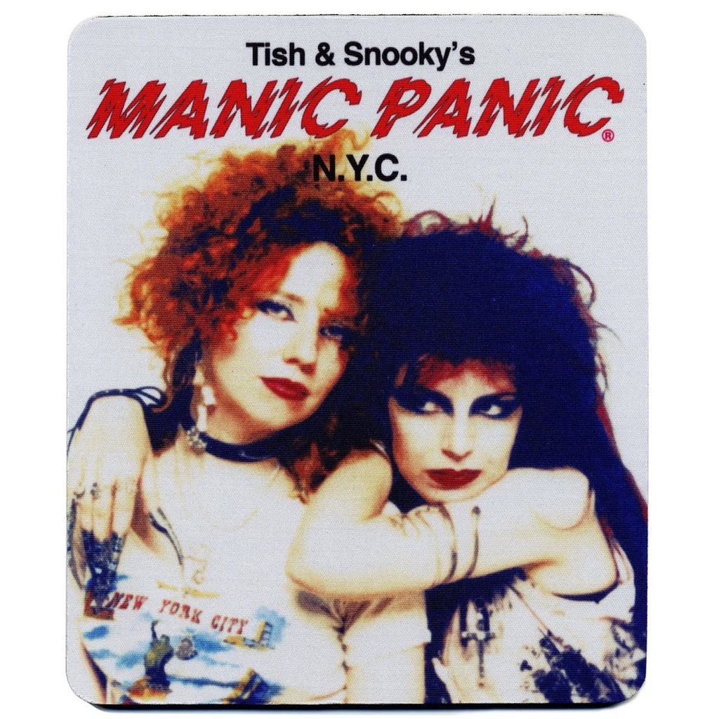 Tish & Snooky's Manic Panic GIFTS TISH & SNOOKY MOUSEPAD