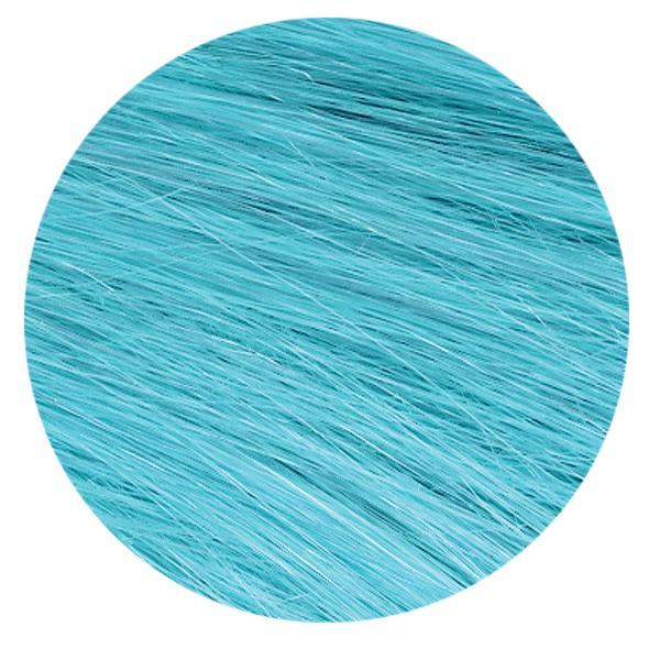 "Glam Strips Atomic Turquoise™ 18"" Synthetic Glam Strips® - Tish & Snooky's Manic Panic"