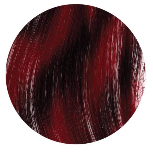 Glam Strips Black w/Vampire® Red Savage Tiger™ Human Hair Glam Strips® - Tish & Snooky's Manic Panic