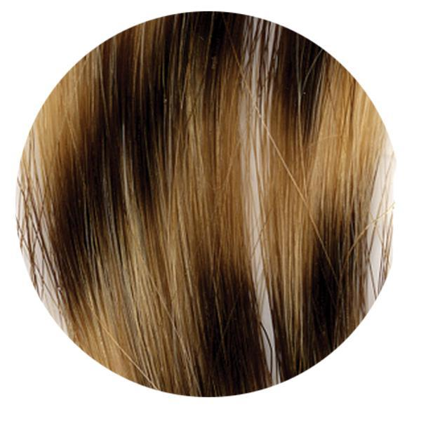 Tish & Snooky's Manic Panic Glam Strips Natural Blond w/Brown Savage Tiger™ Human Hair Glam Strips®