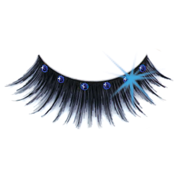 Glamnation Cosmetics Atomic Sapphire™ True Glam™ - Tish & Snooky's NYC Lashes™ - Tish & Snooky's Manic Panic