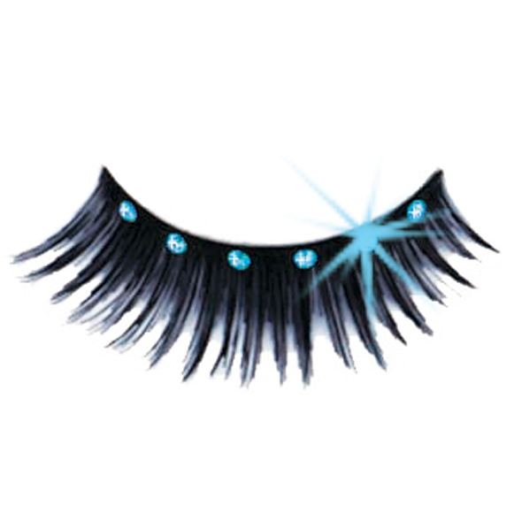 Glamnation Cosmetics Atomic Turquoise™ True Glam™ - Tish & Snooky's NYC Lashes™ - Tish & Snooky's Manic Panic