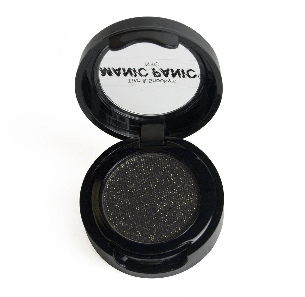 Glamnation Cosmetics LOVE COLORS® GLITTER EYESHADOW - Black Magic™ - Tish & Snooky's Manic Panic