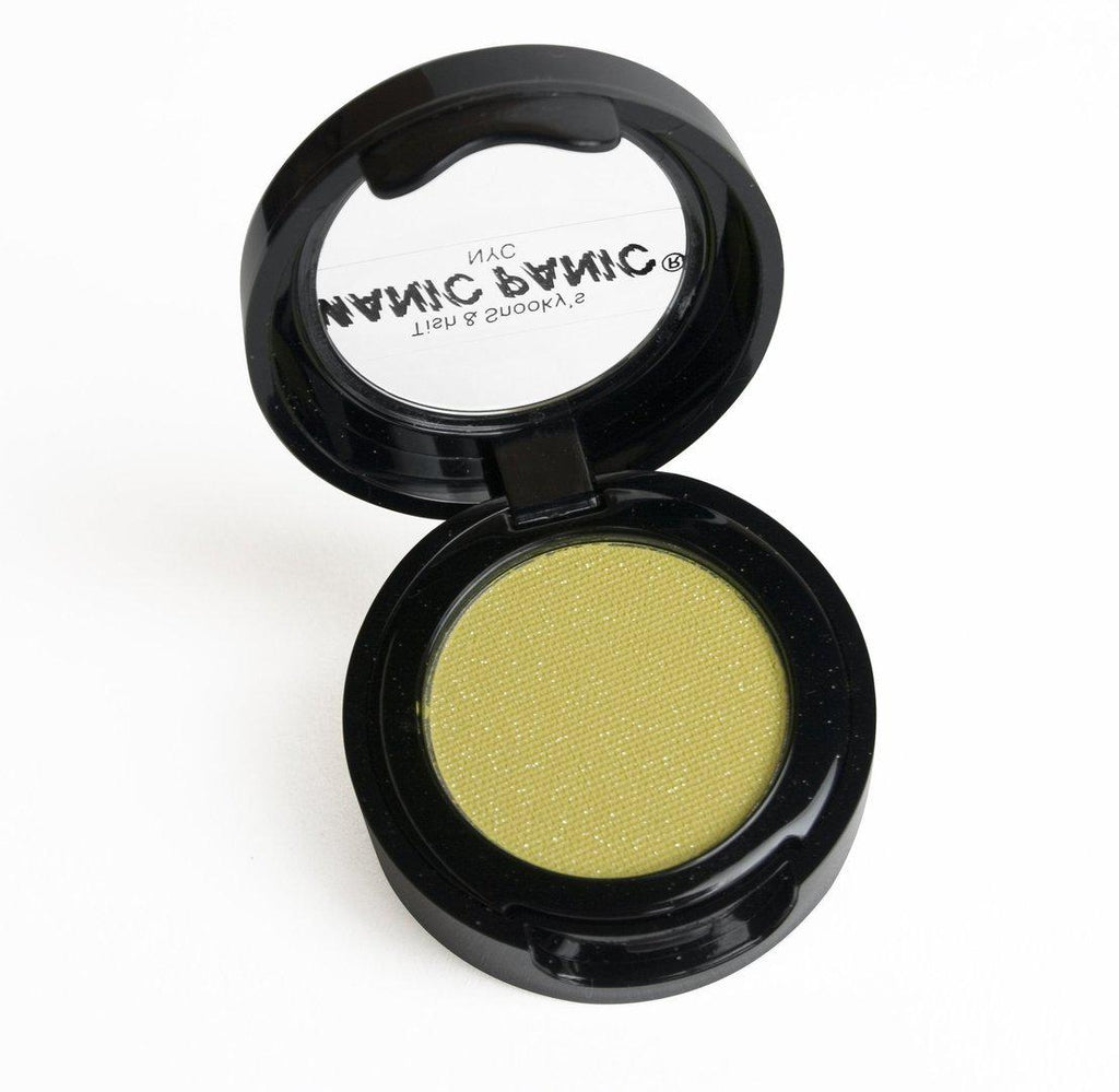 Glamnation Cosmetics LOVE COLORS® GLITTER EYESHADOW - Electric Sunshine™ - Tish & Snooky's Manic Panic