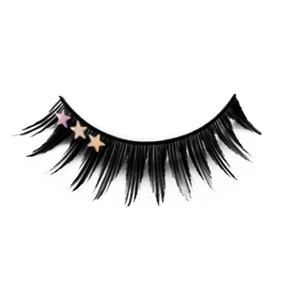 Tish & Snooky's Manic Panic Glamnation Cosmetics Star Child™ Glitter Glam Lashes™