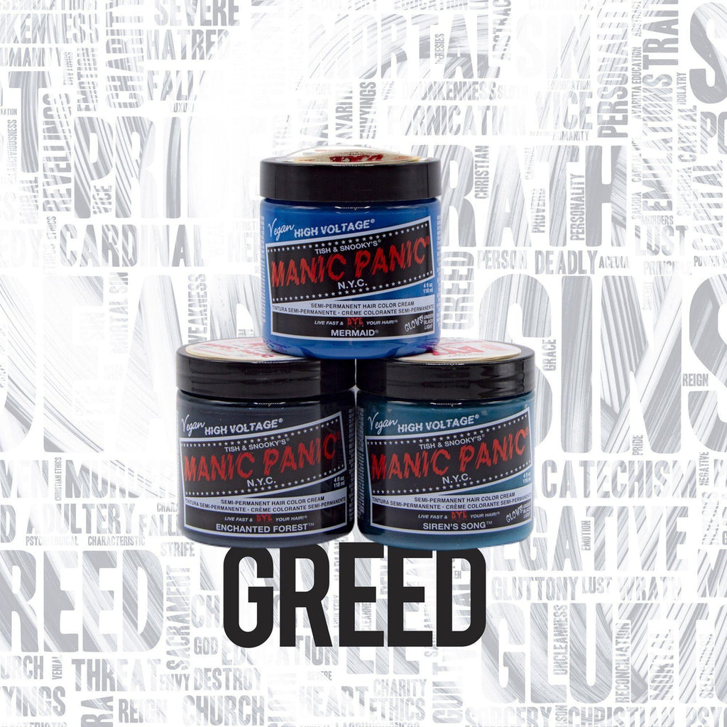 GREED BUNDLE - Tish & Snooky's Manic Panic