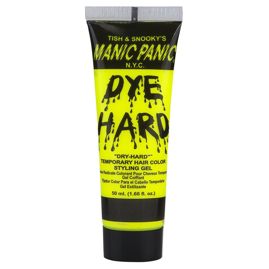 Hair Color Gel Electric Banana® - DYE HARD® - Tish & Snooky's Manic Panic