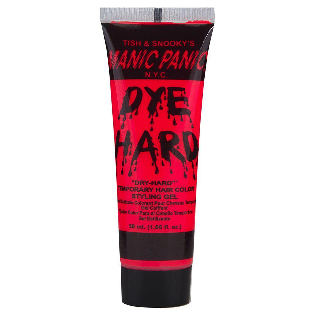 Hair Color Gel Electric Lava™ DYE HARD® - Tish & Snooky's Manic Panic