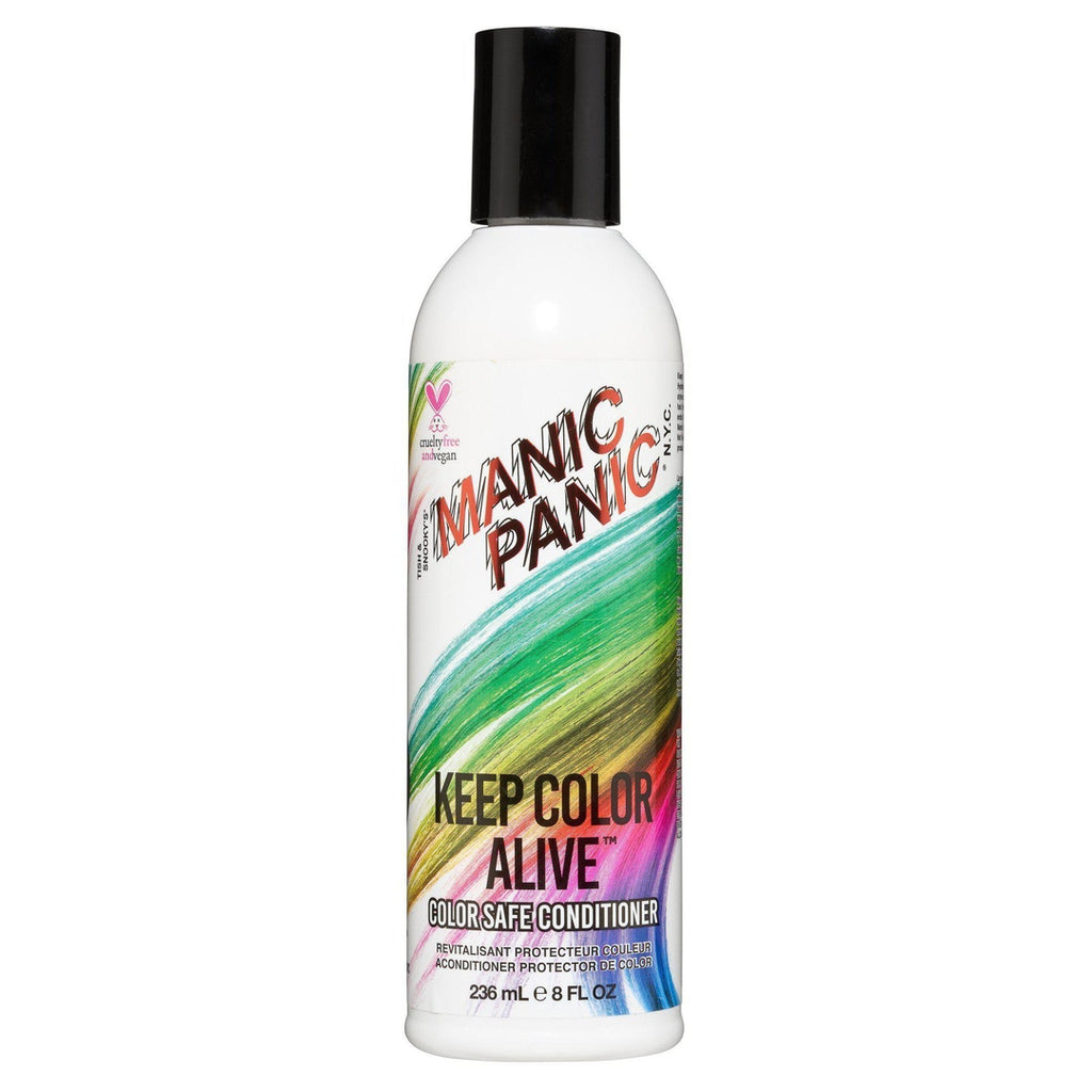 Tish & Snooky's Manic Panic KEEP COLOR ALIVE / COLOR SAFE CONDITIONER 8oz