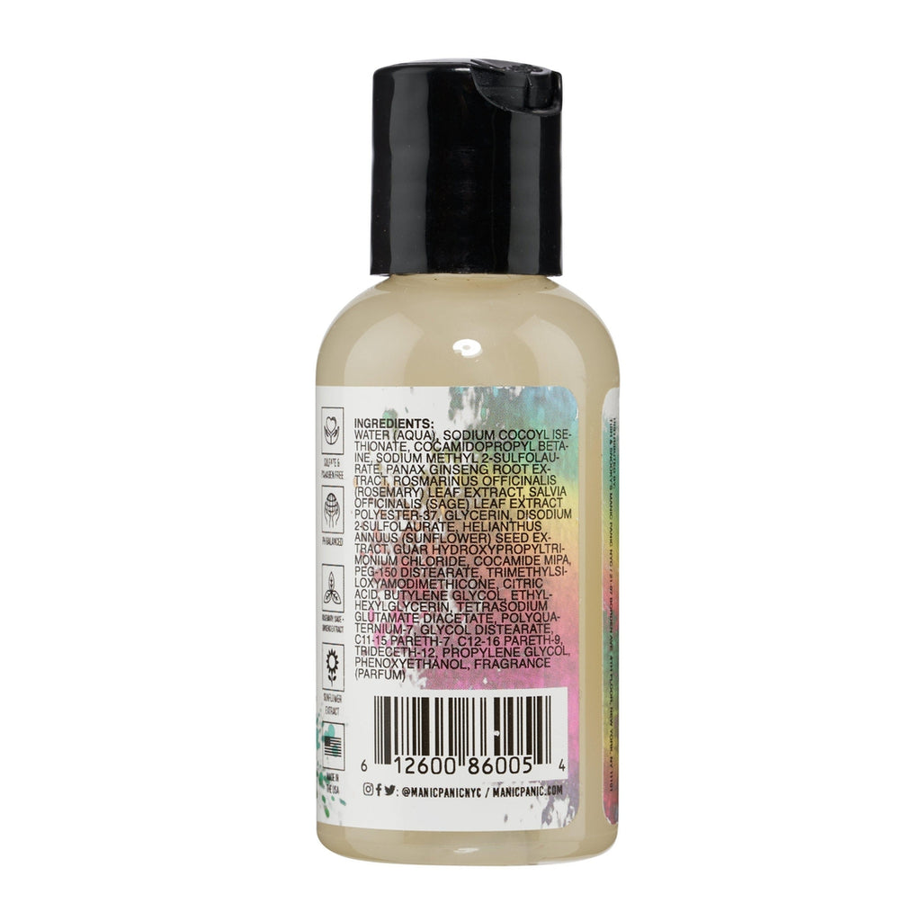 NOT FADE AWAY/ COLOR SAFE SHAMPOO 2OZ - Tish & Snooky's Manic Panic