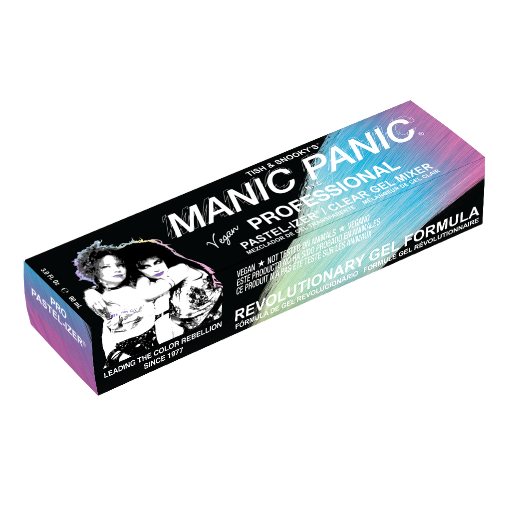 Tish & Snooky's Manic Panic Professional Gel Pro-Pastelizer Pro Pastel-izer® Color Mixer, Color Lock - Professional Gel Semi-Permanent