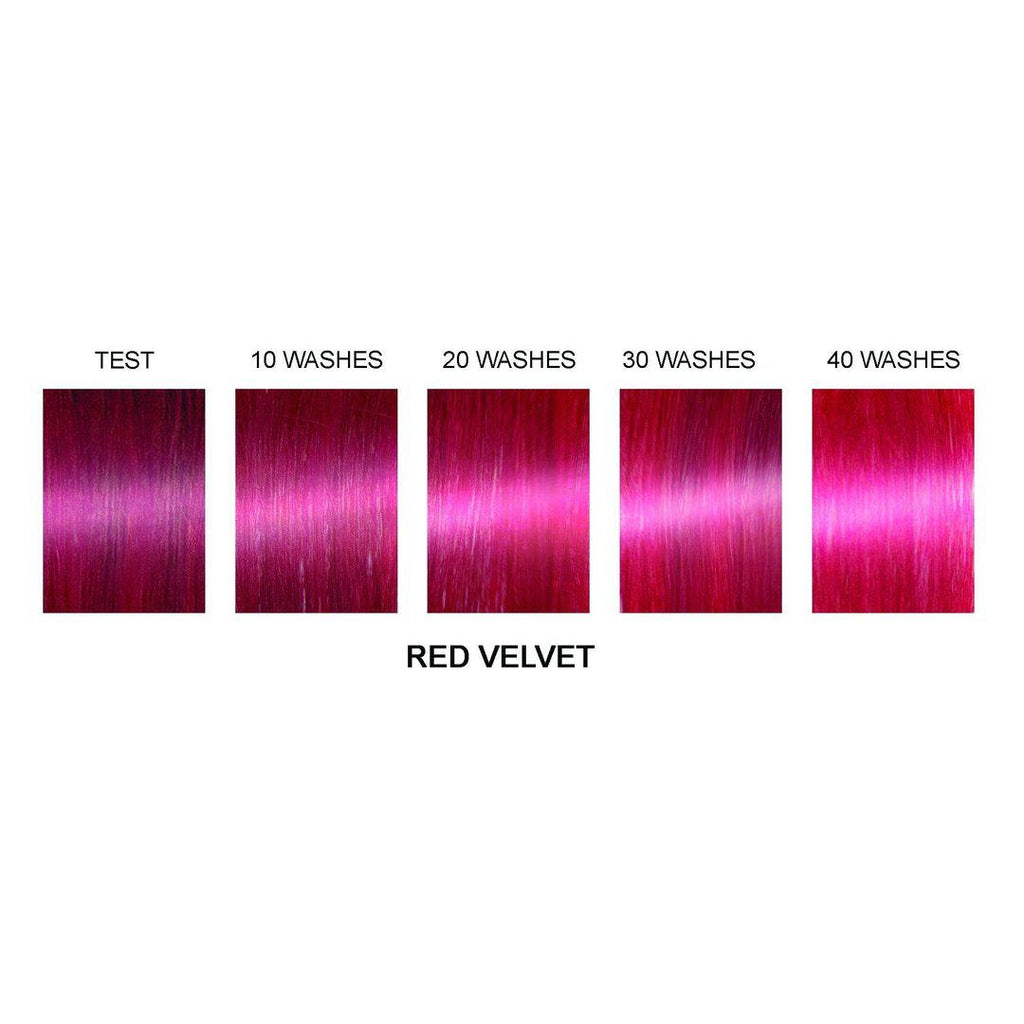 Professional Gel Red Velvet® - Professional Gel Semi-Permanent Hair Color - Tish & Snooky's Manic Panic