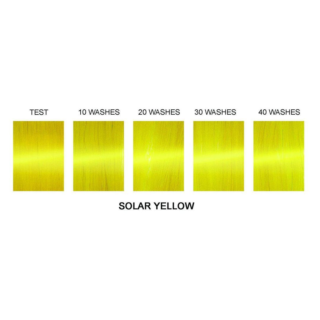 Professional Gel Solar Yellow® - Professional Gel Semi-Permanent Hair Color - Tish & Snooky's Manic Panic