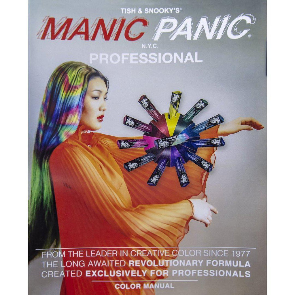 Tools Manic Panic Professional Color Manual - Tish & Snooky's Manic Panic