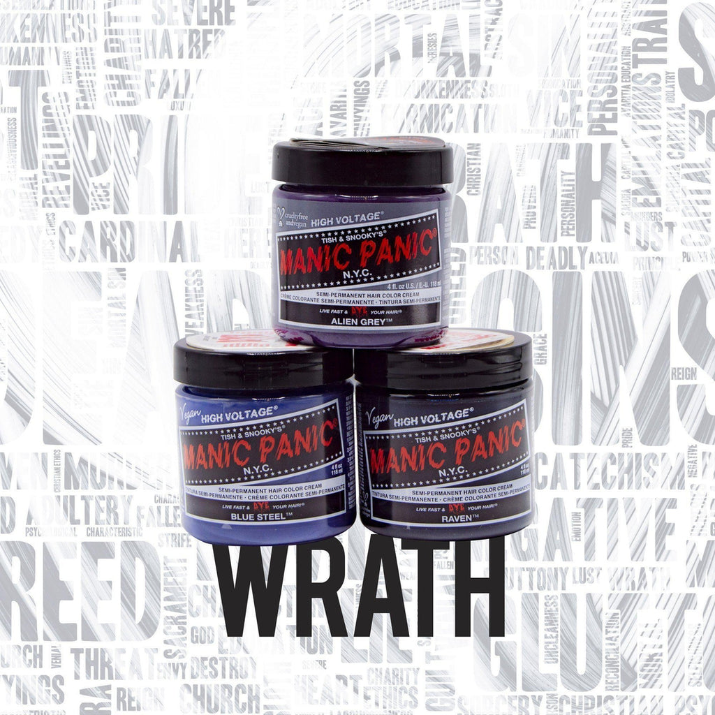 Tish & Snooky's Manic Panic WRATH BUNDLE