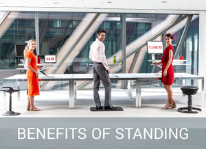 Benefits of Standing