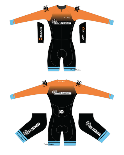 Bakpocket Custom Skinsuit