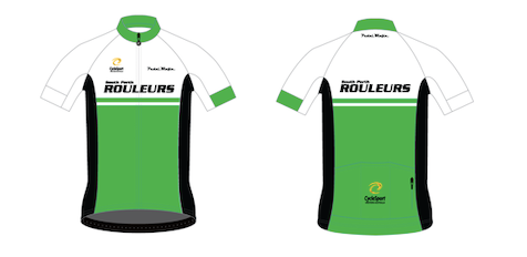 SPR Custom Club Jersey - Female