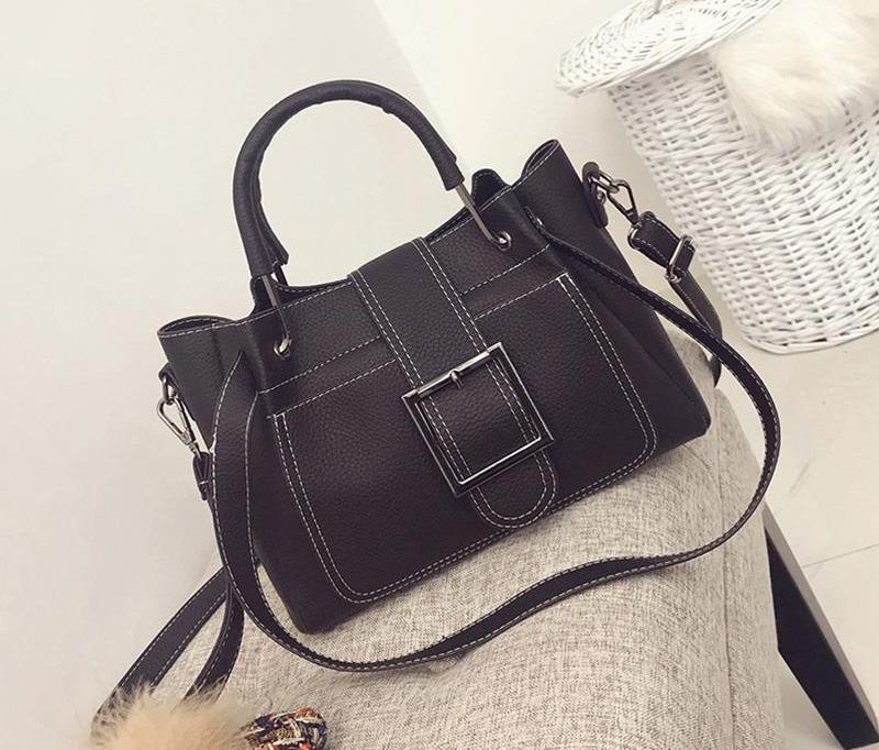 569a99fa8f91 ... Luxury Handbags Designer Shoulder Bags PU Leather - Benovelent ...