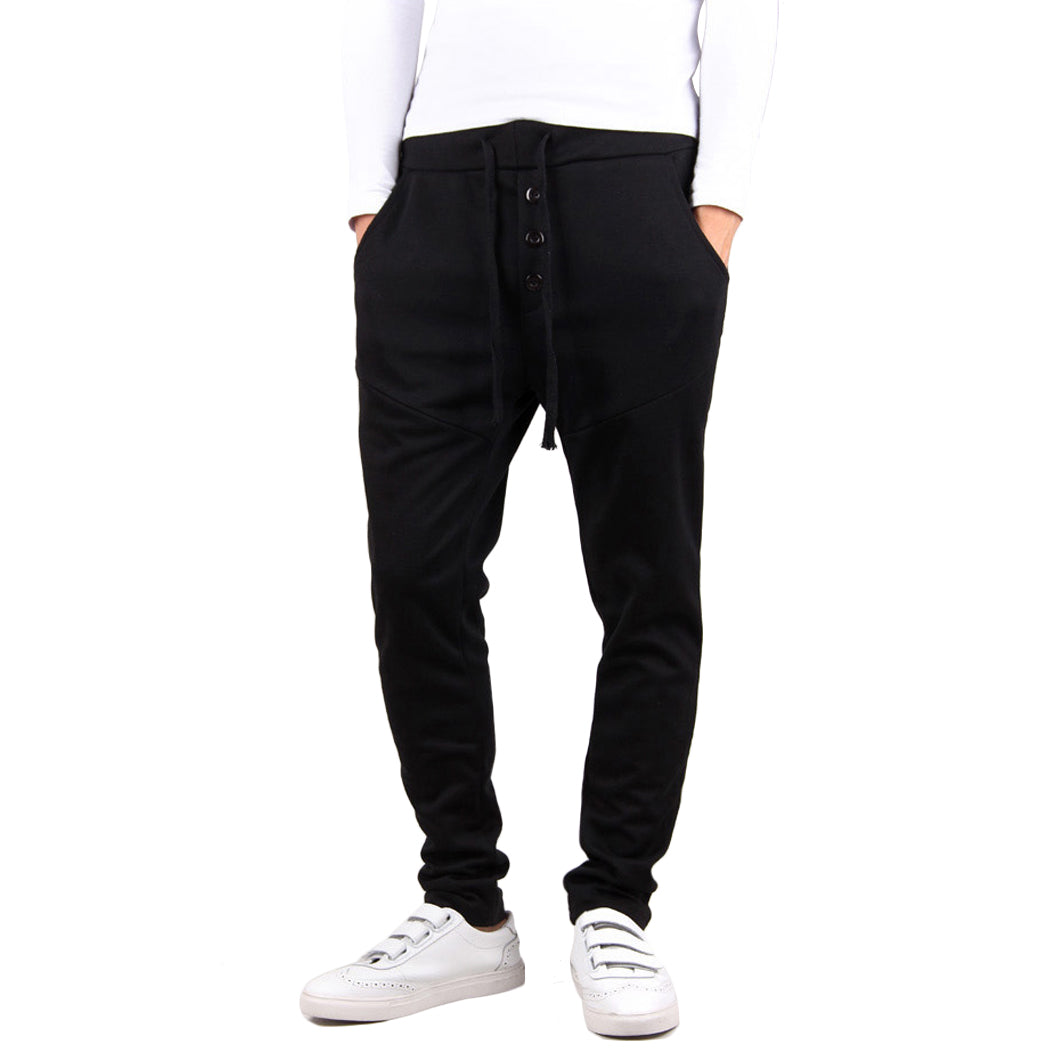 0df3ab7150 Benovelent Men Track Pant Three Buckle Cotton Track Pant