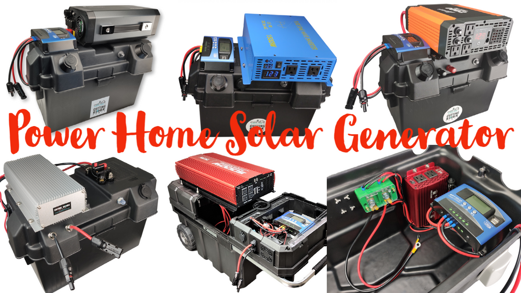 Power Home Solar Generator the Perfect Companion For Off-Grid Installations