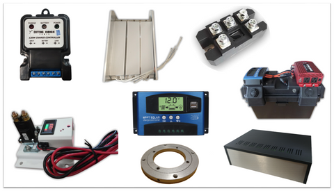 Electrical Device - Controls and Monitoring