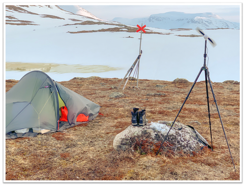 Tent - Wind Products