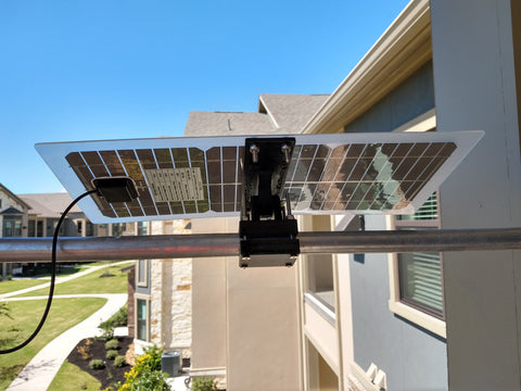 Balcony - Solar Mounting Systems