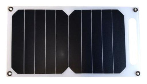 10W USB Portable Solar Panel for travel, camping, boat, RV, beach, outdoor, etc. - Cutting Edge Power