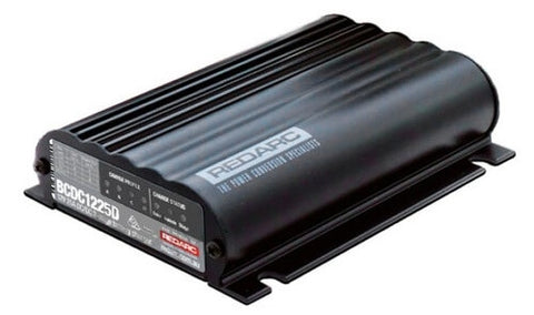 Add REDARC BCDC1225D 25A DC DC Charger with MPPT in place of CEP Standard MPPT Charge Controller - Cutting Edge Power