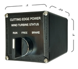 60 Amp 3 Phase Brake Switch for Most Wind Turbine Generators - Cutting Edge Power