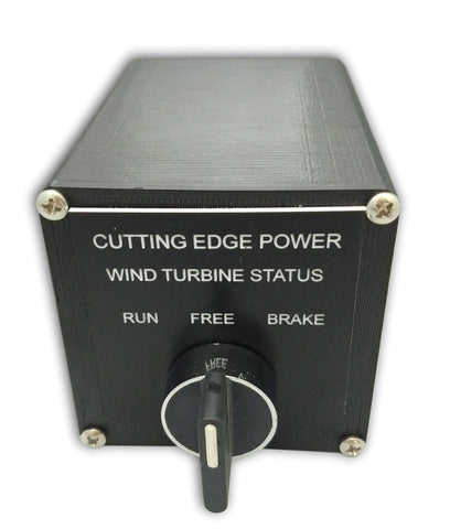 60 Amp 1000W Brake Switch for 3 Phase AC Wind Turbine Generator - Cutting Edge Power