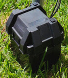 Fortress Mini Solar Generator kit, with charge controller, solar panel and 330Wh Lithium battery, 12V - Cutting Edge Power