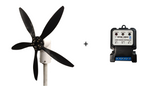 Smart and Portable Wind Turbine Generator / Windmill - Cutting Edge Power