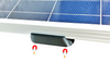 Magnetic Solar Panel Mount Bracket, 700 lbs (per set), for sheds, roofs, boats, cars, trucks, trailers