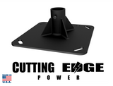 Stationary Wind Turbine Base / Stand / PMA Mount - Cutting Edge Power