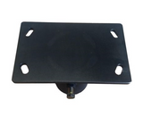 "USA Heavy Duty Pipe / Pole / Tube. 1/4"" Steel Solar Panel PV Mount / Bracket Kit - Cutting Edge Power"