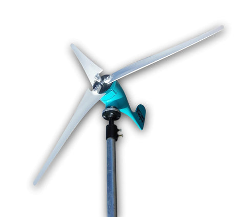 400W Low Maintenance Durable Wind Turbine Generator 3 phase 12V 24V - Cutting Edge Power