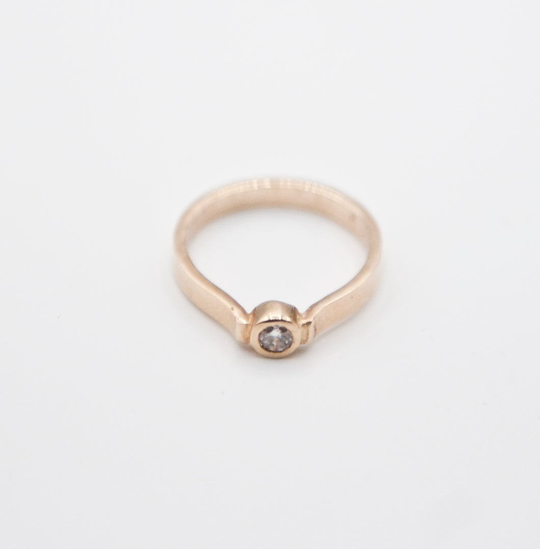 Diamond Roma Ring