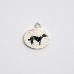 Hunting Dog of Diana Charm