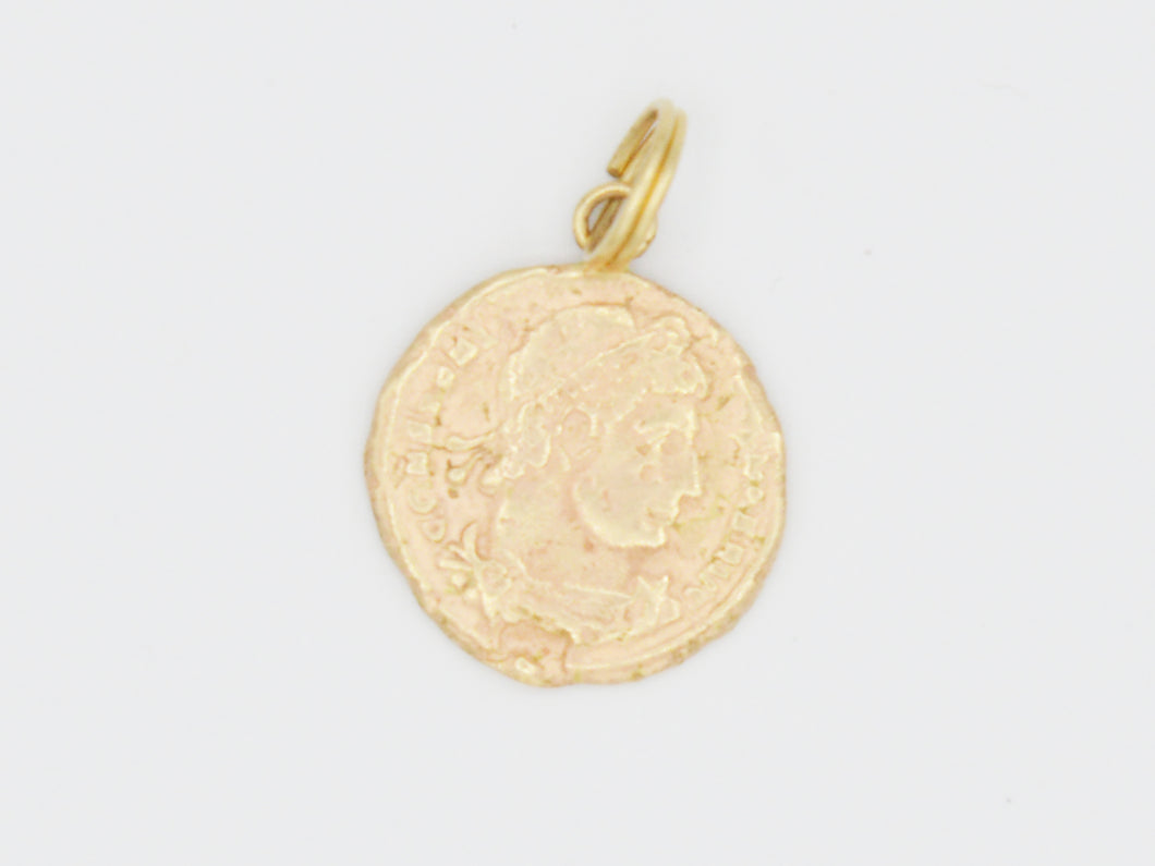 Constantine Coin Reproduction Charm